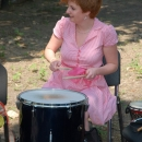 барабанный круг Ernst & Young 10