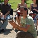 барабанный круг Ernst & Young 4